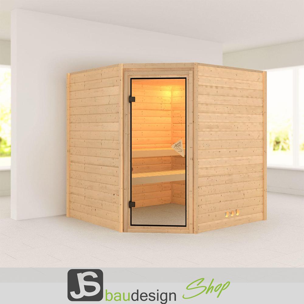 massivholz sauna utti kabine fichte innensauna w rmekabine. Black Bedroom Furniture Sets. Home Design Ideas